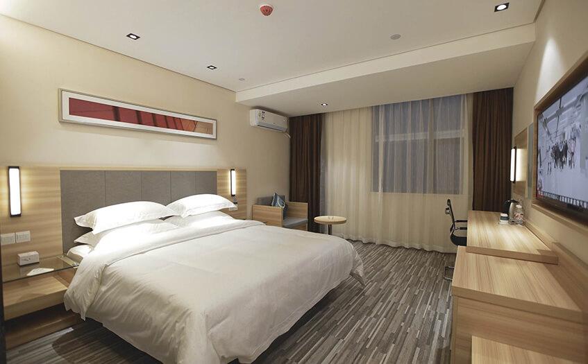 开一家城市便捷酒店加盟需要投资多少钱?