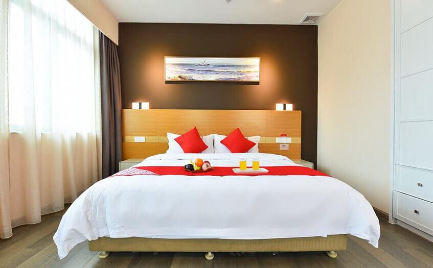 OYO酒店与美团建立战略伙伴关系 上线80