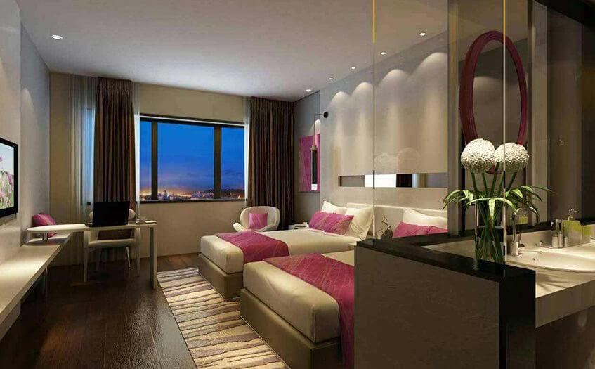 都市118酒店8.0用心做美学酒店 北欧风掀起酒店加盟风潮