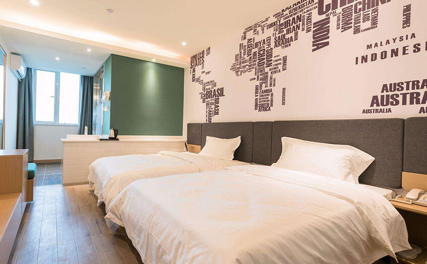 15个房间的宾馆利润