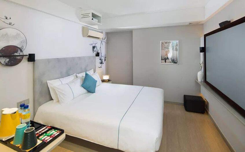 投资一个酒店多少钱?