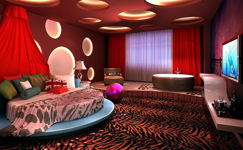 情侣酒店投资受追捧,想成网红酒店还需