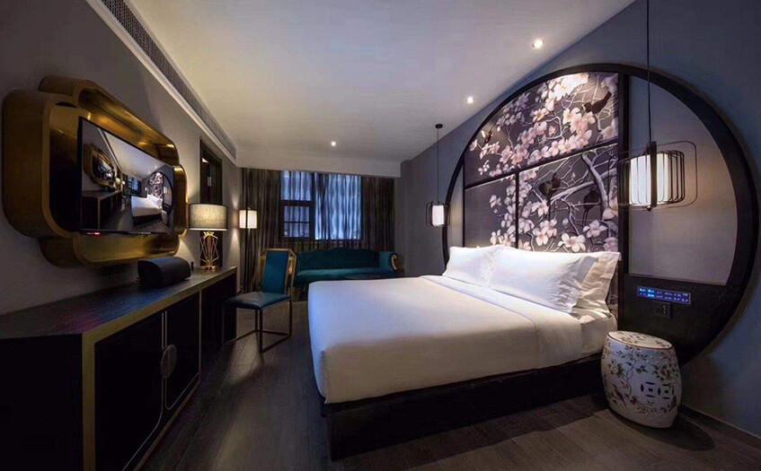 50个房间酒店成本大约要多少?200万够吗