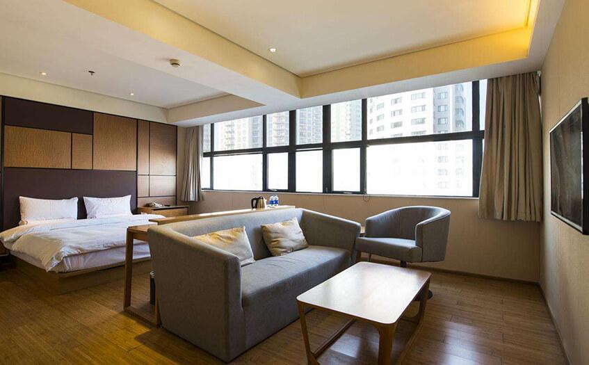 全季酒店5年开店400家,见证新中产阶级崛