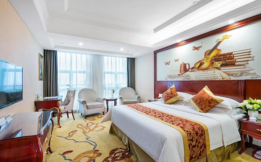 投资维也纳酒店多少钱?