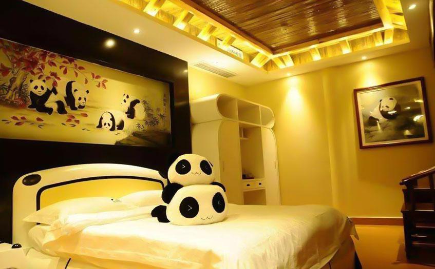 熊猫主题酒店如何加盟?
