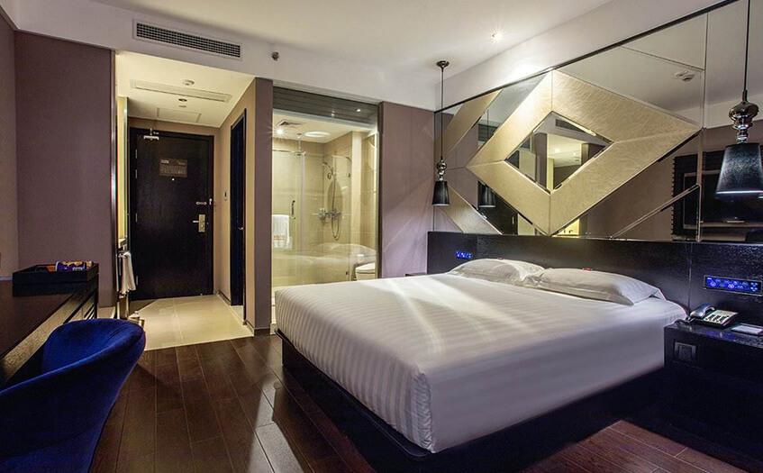 桔子酒店和汉庭酒店哪个好?在外面一般