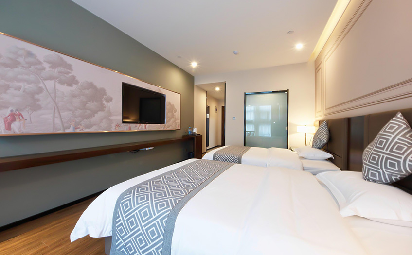 酒店管理:如何增加酒店客流量,提升回