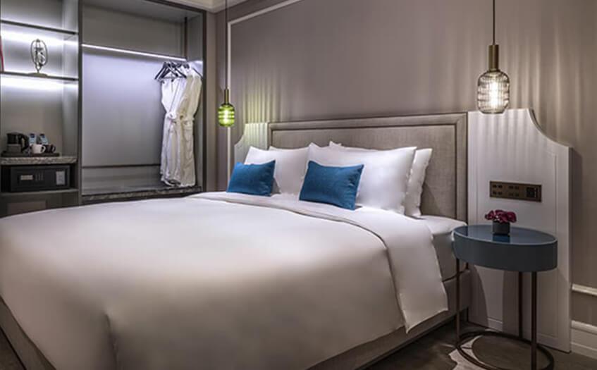 开酒店投资是否会加剧压力?需要多少钱?