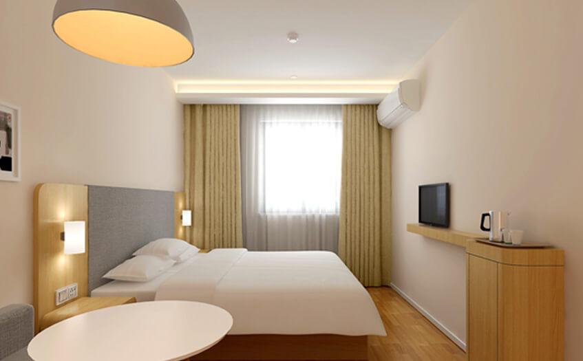 汉庭酒店加盟费多少钱?一般人能承担吗