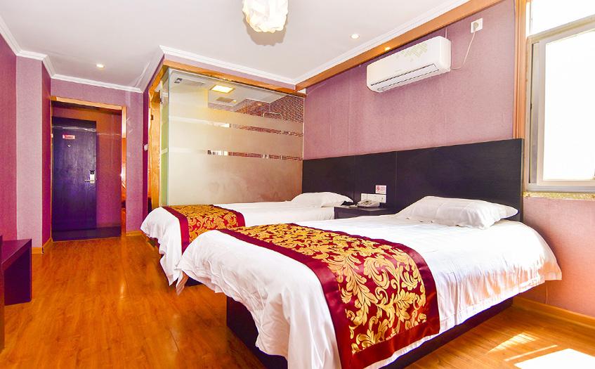 20个房间的宾馆投资大约需要多少钱?