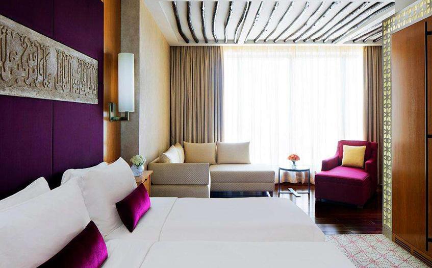 20个房间的宾馆利润处于什么水平?
