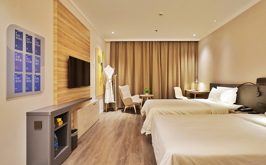 开个50间房的宾馆投资多少钱大概的预算