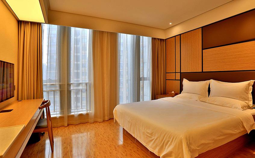中高端酒店连锁品牌,设施一应俱全