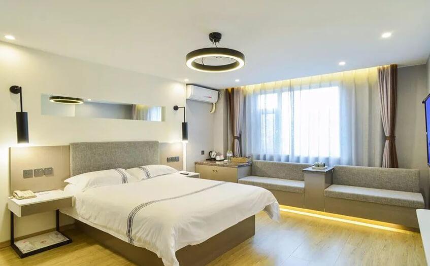 情趣主题酒店房间推荐,来上海就要住这几个地儿