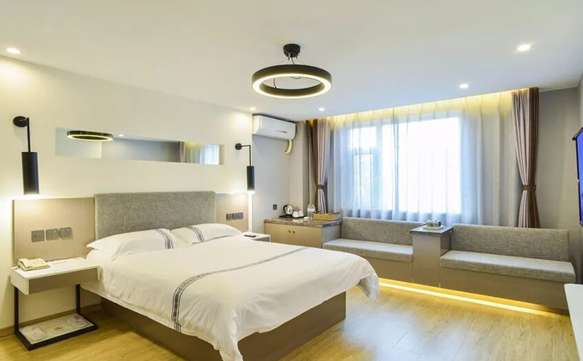 你知道开宾馆需要多少资金吗?