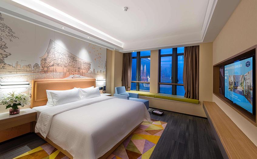 希尔顿欢朋酒店 拥有高品牌认知度的优质