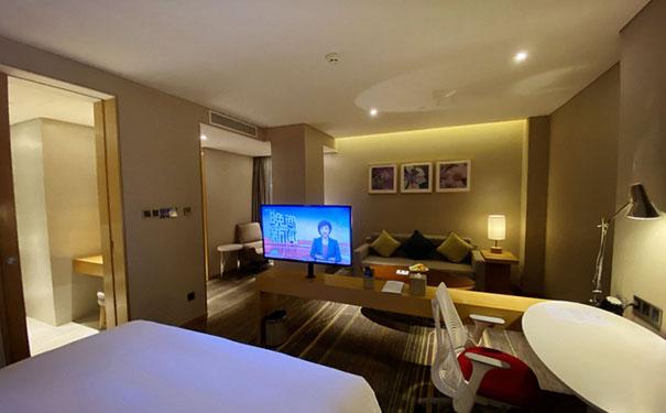加盟希尔顿花园酒店集团,市场认可度获得更多营业额