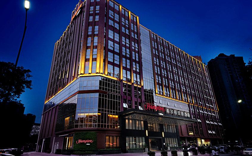 希尔顿欢朋酒店怎么加盟,满足条件即可获得资格