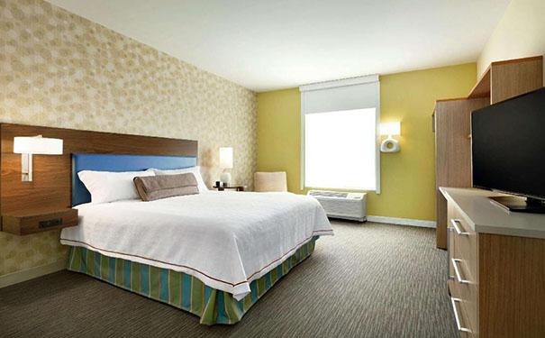 希尔顿惠庭酒店投资加盟,品牌优势值得
